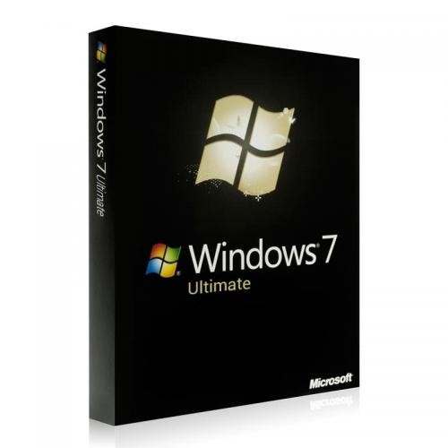 Licenza di download della versione completa di Windows 7 Ultimate 32/64 Bit
